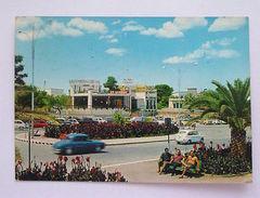 Cartolina Trani - Lido Di Colonna - Piazzale 1968 - Bari