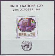 GHANA - BL 28 + 42 + 44 + 201 ** - Cote 30,00 Euro !!! (J 30) - Ghana (1957-...)