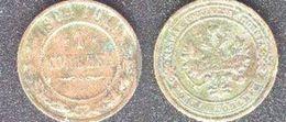Russland 1 Kopeka 1904 Schön 3 Sehr Schön D1-187 - Russland