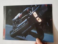 4) Yamaha FZS 600 Fazer 1998 Depliant Originale Moto - Genuine Brochures - Motorrad Originalprospekt - Moto