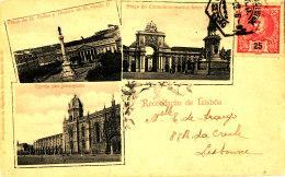 AG 268 / C P A - PORTUGAL- RECORDACAO DE LISBOA - Lisboa