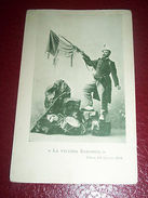 Cartolina La Vecchia Bandiera - Udine 24 Giugno 1901 - Udine