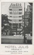 HOTEL JULIS PRAHA - Repubblica Ceca