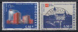 LUXEMBURGO 2006 Nº1669/70 USADO - Luxemburgo