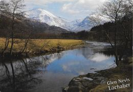 Glen Nevis And The Water Of Nevis, Lochaber - Inverness-shire