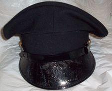 Firemen Service Cap Netherlands - №1 - Casques & Coiffures