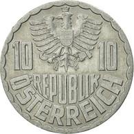 Autriche, 10 Groschen, 1965, Vienna, TTB+, Aluminium, KM:2878 - Autriche