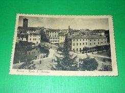 Cartolina Treviso - Ponte S. Martino 1943 - Treviso