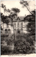 "44 LA BAULE-sur-MER -  Villa ""Saint-Clair"" - Façade Sud, Sur Le Parc Et Sur La Mer   (Recto/Verso) - La Baule-Escoublac"