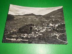Cartolina Pamparato - Panorama 1954 - Cuneo