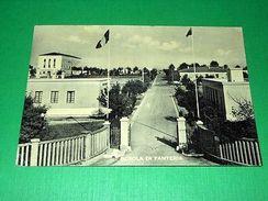 Cartolina Cesano Di Roma - Scuola Di Fanteria 1953 - Roma