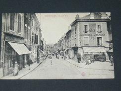 LUNEVILLE   1910  /   GRANDE RUE     / CIRC OUI  / EDIT - Luneville