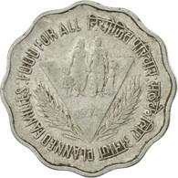 INDIA-REPUBLIC, 10 Paise, 1974, B, Aluminium, KM:27.1 - Inde