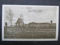 AK GORLICE Friedhof  Ca.1916 //// D*26319 - Polen