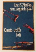 PRESTITO NAZIONALE - CHE L'ITALIA NON ZOPPICHI PIÙ NV FP - Storia