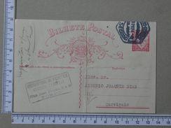 PORTUGAL - POSTAL STATIONERY - (Nº18597) - Entiers Postaux