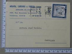 PORTUGAL - POSTAL STATIONERY - (Nº18598) - Entiers Postaux