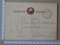 PORTUGAL - POSTAL STATIONERY - (Nº18602) - Entiers Postaux