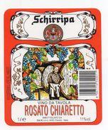 Vino Rosato Chiaretto Schirripa - Casa Vinicola Fratelli Campostrini - Sabbionara D'Avio (Trento)  - (FDC5108) - Vino Rosato