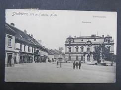 AK STOCKERAU 1920 /// D*26338 - Stockerau