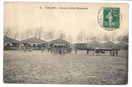 VELIZY - Ecole Civile Nieuport - Velizy
