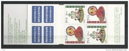 1998 MNH Schweden, Sweden, Sverige, Booklet, Postfris - Carnets