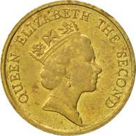 Hong Kong, Elizabeth II, 10 Cents, 1986, TTB+, Nickel-brass, KM:55 - Hong Kong