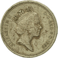 Grande-Bretagne, Elizabeth II, Pound, 1985, TB+, Nickel-brass, KM:941 - 1971-… : Monnaies Décimales