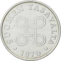 Finlande, Penni, 1970, TTB+, Aluminium, KM:44a - Finlande
