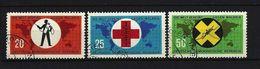 DDR - Mi-Nr. 942 - 944 Kampf Gegen Die Malaria Gestempelt - [6] République Démocratique
