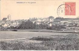 89 - SEIGNELAY : Vue Générale - CPA - Yonne - Seignelay