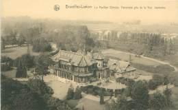 BRUXELLES-LAEKEN - Le Pavillon Chinois - Panorama Pris De La Tour Japonaise - Laeken