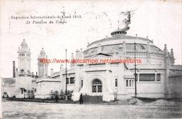 1913 Le Palais Du Congo - Exposition Universelle De Gand - Gent - Gent