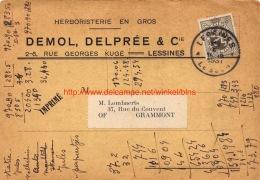 Herboristerie En Gros Demol Delprée & Cie - Lessines - Lessines