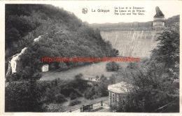 Le Lion Et Le Déversoir - La Gileppe - Jalhay