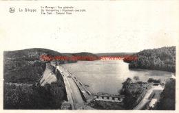 Le Barrage: Vue Générale - La Gileppe - Jalhay