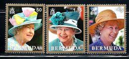 "Bermuda   ""Queen Elizabeth""   New Issue   June-29-2017  MNH - Bermuda"
