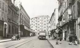 "CPSM FRANCE 42 "" Roanne, Rue Jean Jaurès"" - Roanne"