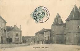 """/ CPA FRANCE 88 """"Bulgnéville, La Place"""" - Bulgneville"""