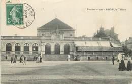 """/ CPA FRANCE 19 """"Brive, Le Théâtre"""" - Brive La Gaillarde"""
