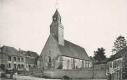 """CPSM FRANCE 61 """"Coulonges Les Sablons, Eglise"""" - France"""