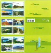 2016 HONG KONG MOUNTAN BOOKLET - 1997-... Région Administrative Chinoise