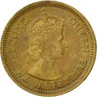 Hong Kong, Elizabeth II, 5 Cents, 1965, TTB, Nickel-brass, KM:29.1 - Hong Kong