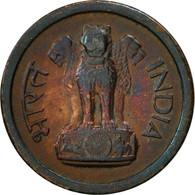 INDIA-REPUBLIC, Naya Paisa, 1959, TB+, Bronze, KM:8 - India