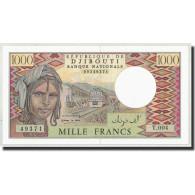 Djibouti, 1000 Francs, Undated (1988), KM:37b, NEUF - Djibouti