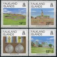 FALKLAND IS. 1992 - Scott# B2-5 Lib.10th. Set Of 4 MNH - Falkland Islands