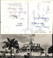 546314,Cambodia Phnom Penh The Royal Place - Ansichtskarten