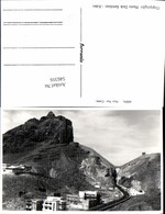 546316,Africa Yemen Jemen Aden Main Pass Crater Krater - Ansichtskarten