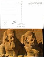 546681,Africa Egypt Abou Simbel Rock Temple Ramses - Ägypten
