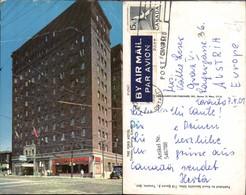 546788,Canada Toronto The Ford Hotel - Kanada